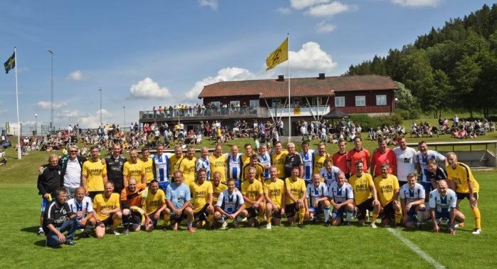 Herr legendarer och IFK Göteborg legends