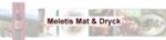 MELETIS MAT & DRYCK