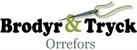 Brodyr & Tryck  Orrefors