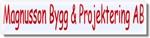 Magnussons Bygg&Projektering AB
