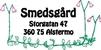 Smedsgård i Alstermo