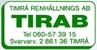 TIRAB, Timrå Renhållnings AB
