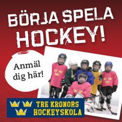 Hockeyskolan annons