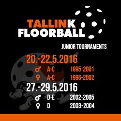 Tallink Floorball Cup