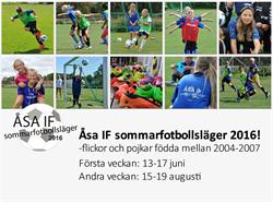 Sommarfotbollsläger 2016
