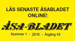 Åsabladet nr 1 2016