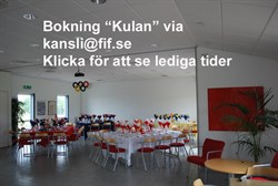 Kulan  uthyrning  0708851987, kansli@fif.se