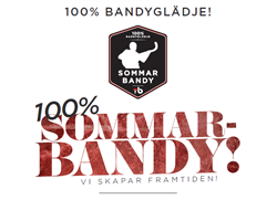 100% Sommarbandy
