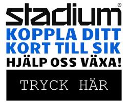 Koppla till Stadium