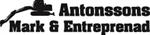 Antonsons Mark & entrepenad