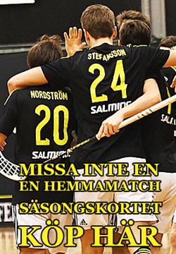 Stöd AIK:s Herrlag i Solnahallen - köp säsongskort