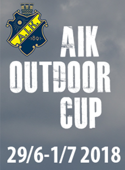 AIK Outdoor Cup 2018