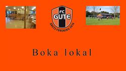 Boka lokaler FCG