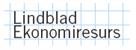Lindblad Ekonomiresurs