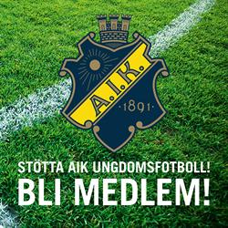 Bli medlem i AIK