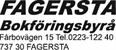 Fagersta Bokföringsbyrå