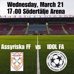 Assyriska FF - Idol FA