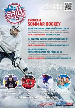 Sommarhockey i Falun