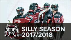 Silly season 2017/2018