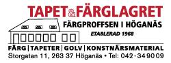 Tapet & Färglagret