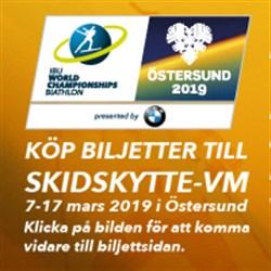 Skidskytte-VM 2019