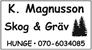 K.Magnusson Skog & Gräv