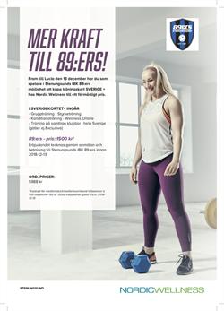 Nordic Wellness Erbjudande