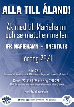 Mariehamn borta