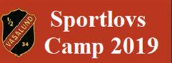 SportlovsCamp 2019
