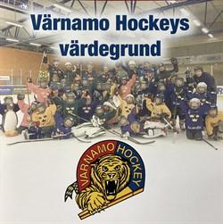 Värnamo Hockeys värdegrund