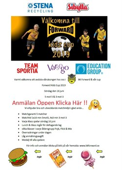 Forward Kidz cup 2019