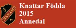Knattar Annedal P/F 2015