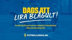 Fotbollsskolan 2019