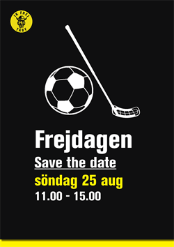 Frejdagen save the date