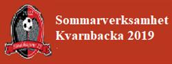 Sommarverksamhet Kvarnbacka