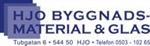 Hjo Byggnadsmaterial & Glas