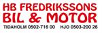 Fredrikssons Bil & Motor