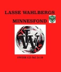 Lasse Wahlbergs minnesfond