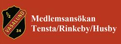 Medlemsansökan Tensta/Rinkeby/Husby