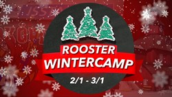Rooster Winter Camp 2/1-3/1