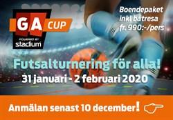GA Cup 2020 Extra