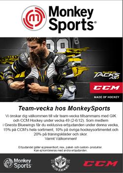 Julklappstips från Monkeysports