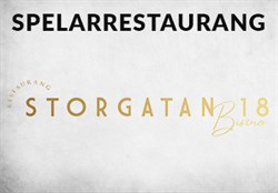 Restaurang Storgatan 18