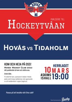 Kvalserien HockeyTvåan Tidaholm