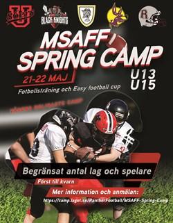 MSAFF Spring Camp