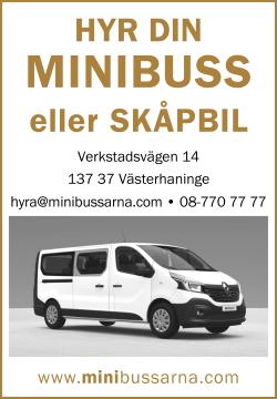 Minibussarna.com