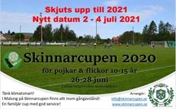 Skinnarcupen 2020