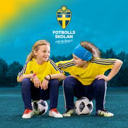 Landslagetsfotbollsskola