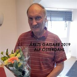 Årets Gaisare 2019 Alf Österdahl
