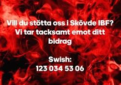 Vill du stötta oss i Skövde IBF?